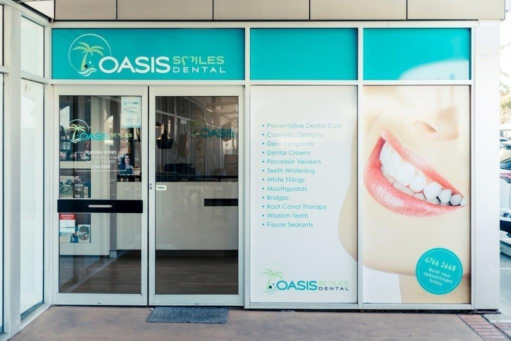Oasis Smiles Dental Exterior View