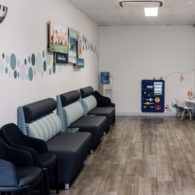 Oasis Smiles Dental | Photo of waiting room